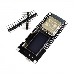 ESP32 Development Board with OLED, WiFi and Bluetooth 4.2