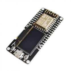 ESP8266 Development Board with OLED and WiFi