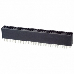 2x40p Female Pin Header 2.54 mm