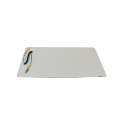 Antistatic Dissipative Mat with Grounding Cord - 30 x 55 cm
