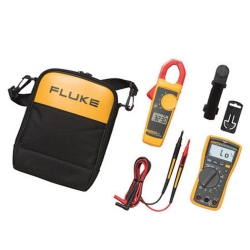 FLUKE-117/323 Fluke Electrician's Multimeter Combo Kit