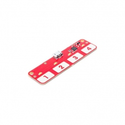 Modul Flotilla Touch cu 4 butoane capacitive