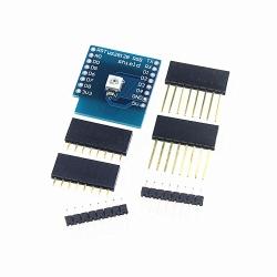 W2812 RGB LED Shield for Wemos D1 Mini