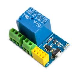 Relay Board for ESP8266 ESP-01 Module