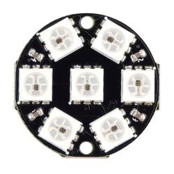 WS2812 RGB LED Disk
