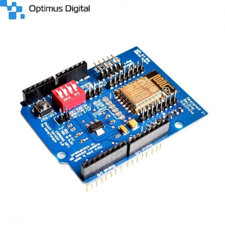 ESP8266 WiFi Shield for Arduino
