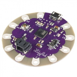 LilyPad Arduino Compatible Development Board with ATmega32U4