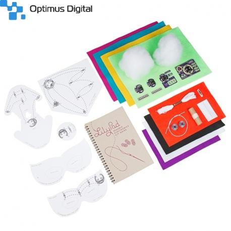 Kit LilyPad Sewable Electronics