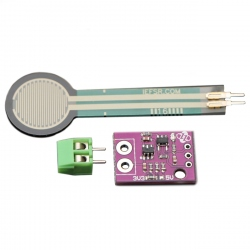 FSR402 Force Sensing Resistor with Amplifier Module
