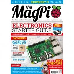 Revista Oficială Raspberry Pi - MagPi Numărul 64