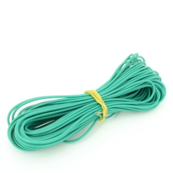 1 mm Green Wire ( price per 1 meter)