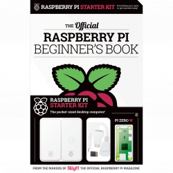 Pachet Carte cu Raspberry Pi Zero W și Accesorii (card cu NOOBs, carcasă, OTG, adaptor)