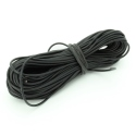 1 mm Black Wire ( price per 1 meter)