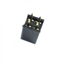 2x2p Female Pin Header 2.54 mm