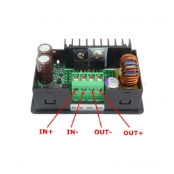 DPS5005 Adjustable Power Supply (50 V, 5 A)