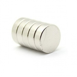 Magnet disc din neodim (10 mm )
