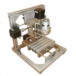 CNC din Metal în Miniatură (13 x 10 cm)