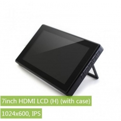 7inch HDMI LCD (H) (with case) IC Test Board