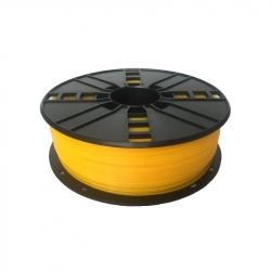 Nylon filament Yellow, 1.75 mm, 1 kg