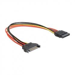 SATA Power Extention Cable, 0.3 m