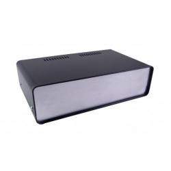 Black Metal Case (250 mm x 150 mm x 70 mm)