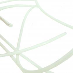 2x4 mm Teflon tube
