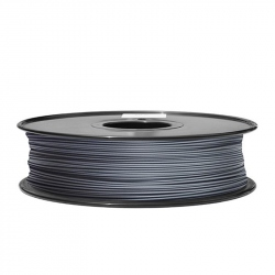 3D Filament 1.75 mm 1 kg - with Aluminium Particles