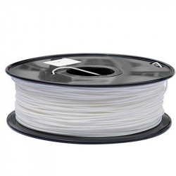 3D PETG Filament 1.75 mm 1 kg - White