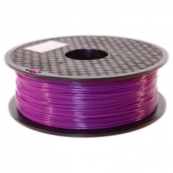 1.75 mm, 1kg PLA Filament For 3D Printer - Purple