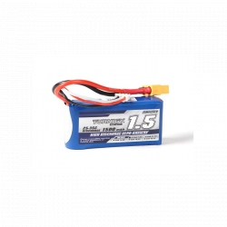 TURNIGY 1500MAH 2S 25C LIPOLY BATTERY W/XT60