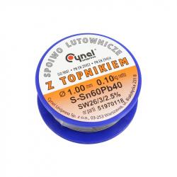 Cynel Solder 100 g 1 mm