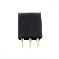 2x3p Female Pin Header 2.54 mm