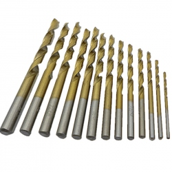 13 Drills Kit (1.5 -6.5 mm)
