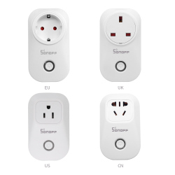 S20 Smart Socket - WiFi Smart Plug EU/US/UK/CN/AU Standard