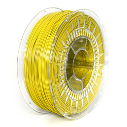Devil Design PLA Yellow Filament 1 kg, 1.75 mm