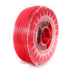 Devil Design PLA Red 1 kg Filament, 1.75 mm