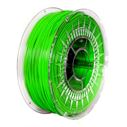 Devil Design PET-G Bright Green Filament, 1.75 mm