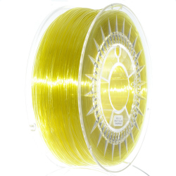 PET-G Bright Yellow Transparent, 1.75 mm