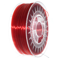 PET-G Ruby Red Transparent, 1.75 mm
