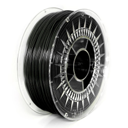 Devil Design TPU Filament - Black Flexible 1 kg, 1.75 mm