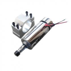 Motor Freză CNC 400 W cu Pensetă ER11 (3.175 mm) și Dispozitiv de Prindere (12 - 48 V)
