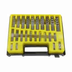 Mini Drill Bit Set 0.4 - 3.2 mm (150 pcs)