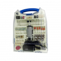 Mini Drill with Power Supply and 110 Accessories