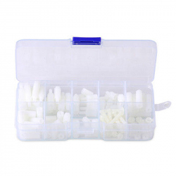Plastic M2 Pillar Kit (300 pcs)