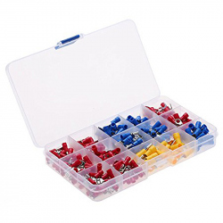 Crimp Terminal Connector Kit (280 pcs)