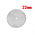 22 mm Stainless Steel Cutting Disc