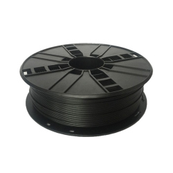Nylon filament, Black, 1.75 mm, 1 kg