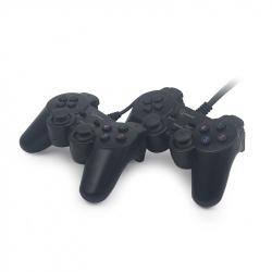 Double USB dual vibration gamepad