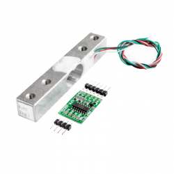 5 kg Load Cell with HX711 Amplifier Module