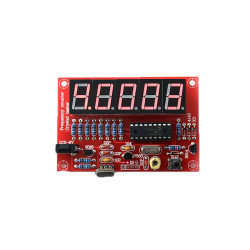 Frequency Counter Module (Disassembled)